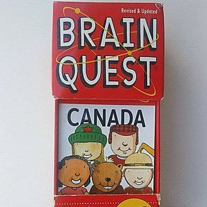 Brain Quest Canada Edition